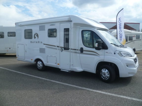 Occasion Bavaria T 650 vendu par LAURENT CAMPING-CARS