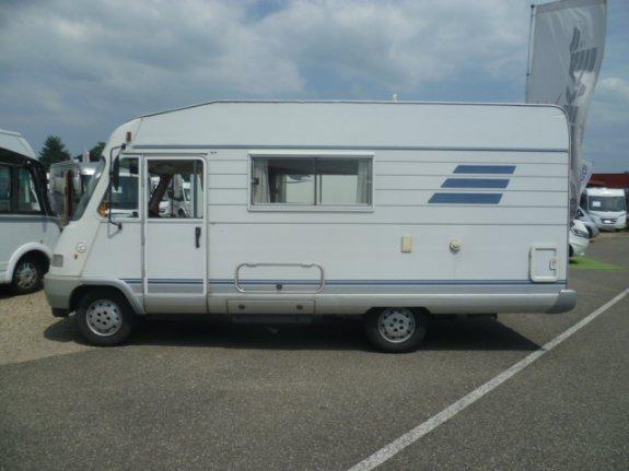 Occasion Hymer B 544 vendu par LAURENT CAMPING-CARS
