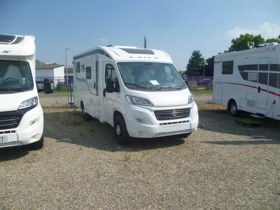 Neuf Laika Kosmo Van V 9 vendu par LAURENT CAMPING-CARS