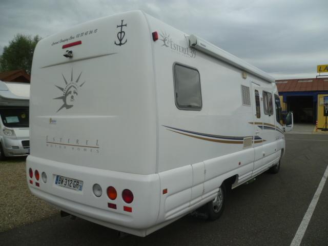 esterel 39 occasion de 2005 mercedes camping car en vente fergersheim rhin 67. Black Bedroom Furniture Sets. Home Design Ideas