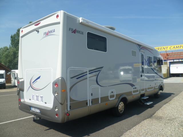 frankia vario vs 920 qd occasion de 2012 iveco camping car en vente fergersheim rhin 67. Black Bedroom Furniture Sets. Home Design Ideas