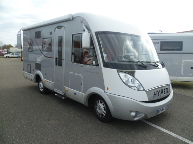hymer 574 sl occasion de 2007 fiat camping car en vente fergersheim rhin 67. Black Bedroom Furniture Sets. Home Design Ideas