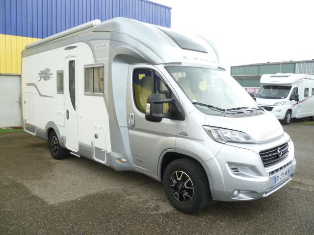 laika kreos 4010 occasion de 2015 fiat camping car en vente fergersheim rhin 67. Black Bedroom Furniture Sets. Home Design Ideas