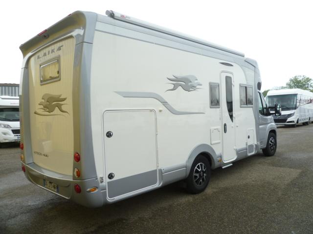 Laika kreos 4010 occasion de 2015 fiat camping car en for Laika kreos
