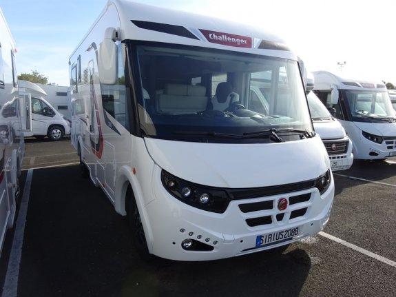 Neuf Challenger Sirius 2088 vendu par CAMPING CARS DE TOURAINE