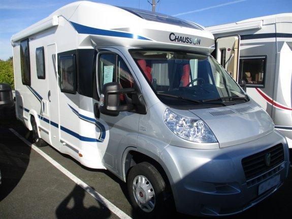 Occasion Chausson Flash 618 vendu par CAMPING CARS DE TOURAINE