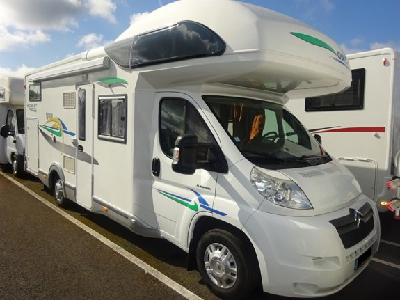 Chausson Welcome Top 58