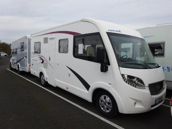 eura mobil integra line il 670 sb neuf de 2015 fiat camping car en vente veretz indre et. Black Bedroom Furniture Sets. Home Design Ideas