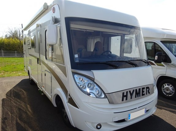 Occasion Hymer B 578 vendu par CAMPING CARS DE TOURAINE