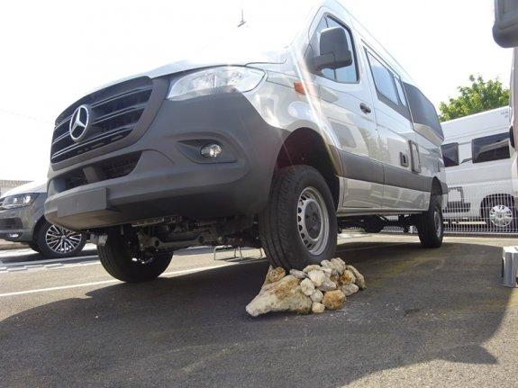 Neuf Hymer Grand Canyon S vendu par CAMPING CARS DE TOURAINE