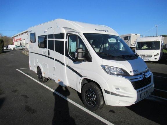 Neuf Sunlight V60 vendu par CAMPING CARS DE TOURAINE