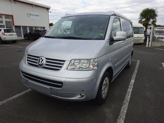 Occasion Volkswagen California vendu par CAMPING CARS DE TOURAINE