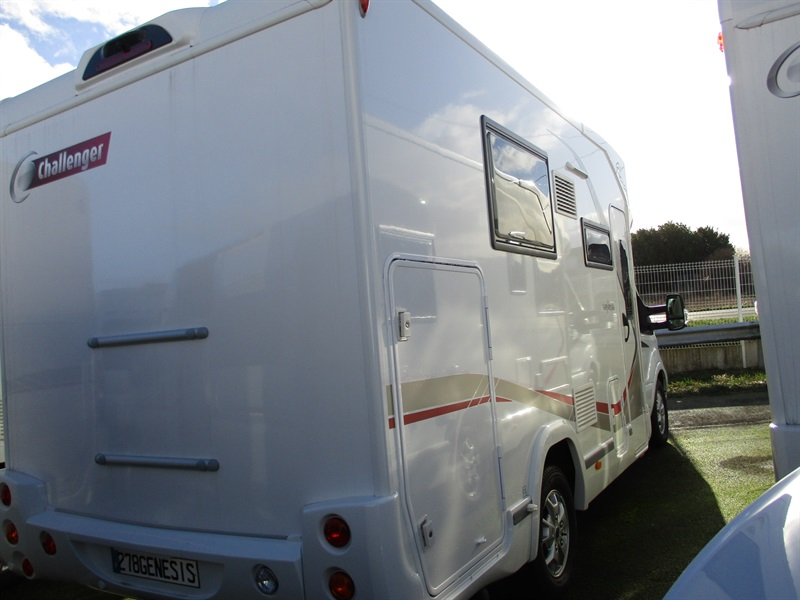 Housse Camping Car Ford Transit Challenger