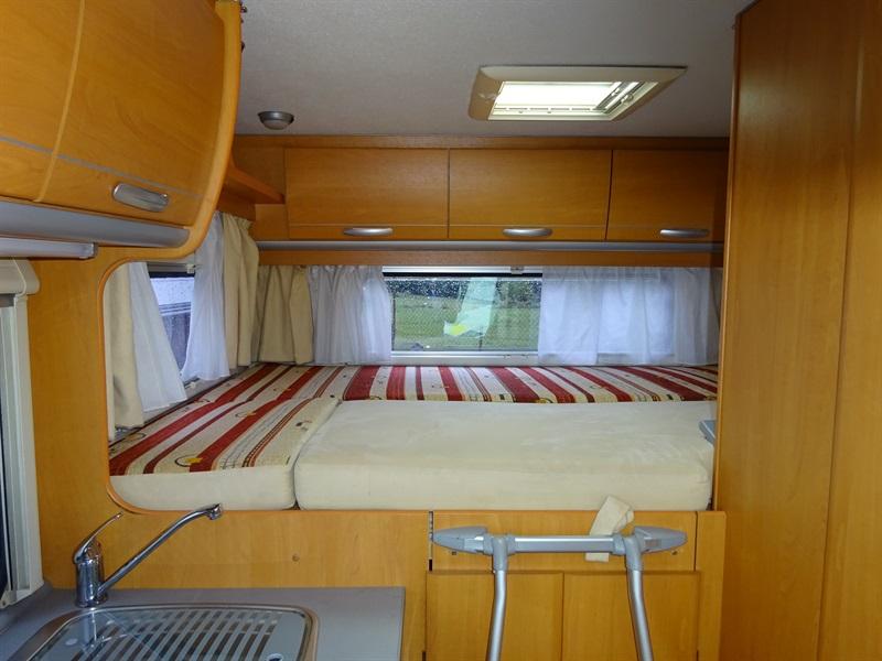 Camping Car Elliot Van