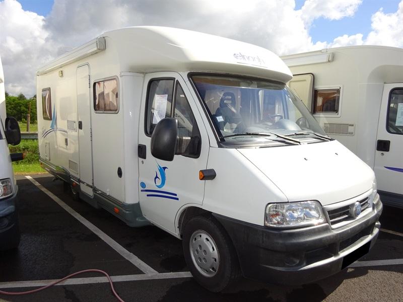 elnagh slim 5 occasion porteur fiat duca o 2 8l jtd 127ch diesel camping car vendre en. Black Bedroom Furniture Sets. Home Design Ideas