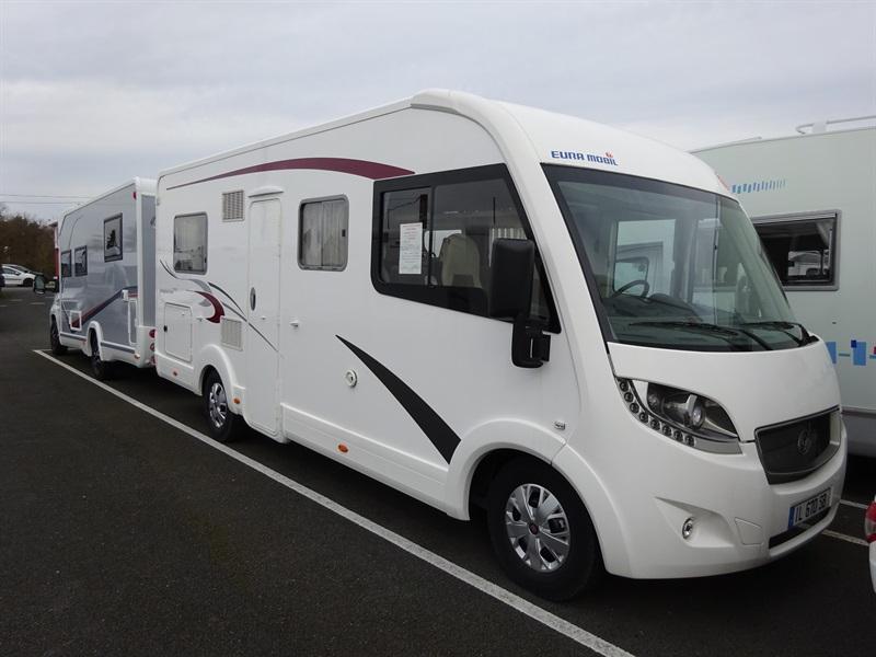 eura mobil integra line il 670 sb neuf porteur fiat duca o 2 3l jtd 130ch diesel camping car. Black Bedroom Furniture Sets. Home Design Ideas