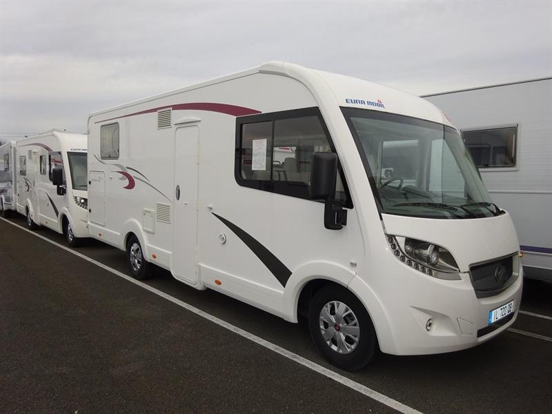 Camping Car Eura Mobil