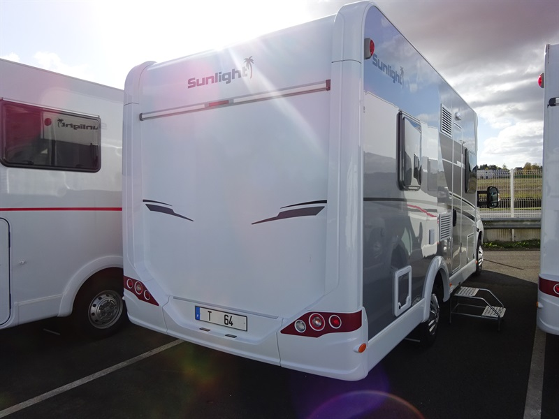 sunlight t 64 neuf de 2018 citroen camping car en vente veretz indre et loire 37. Black Bedroom Furniture Sets. Home Design Ideas