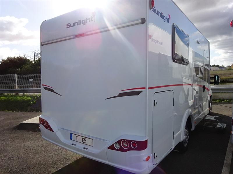 sunlight t 69 s neuf de 2018 citroen camping car en vente veretz indre et loire 37. Black Bedroom Furniture Sets. Home Design Ideas