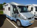 achat  Burstner Delfin T 680 CAMPING CARS DE TOURAINE