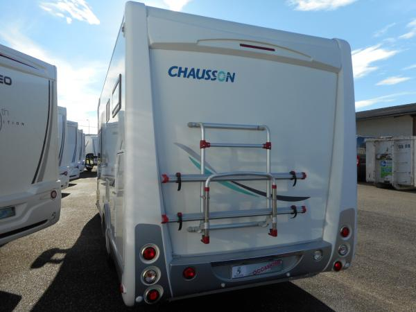Chausson sweet garage occasion de 2011 fiat camping for Garage audi villeneuve sur lot
