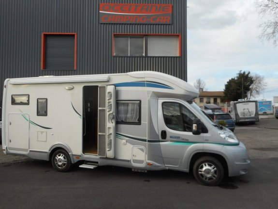 chausson sweet garage occasion de 2011 fiat camping car en vente fenouillet haute garonne. Black Bedroom Furniture Sets. Home Design Ideas