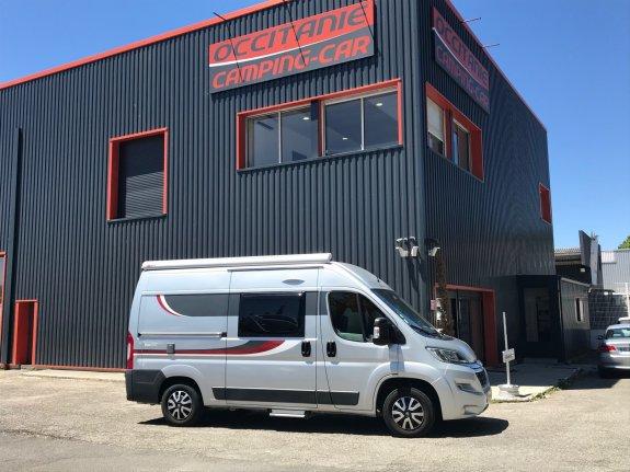 Occasion Elios Van 54t vendu par OCCITANIE CAMPING-CARS