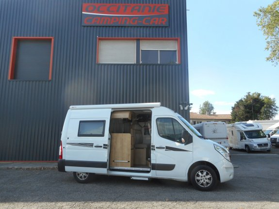 Occasion Font Vendome Master Van Xs vendu par OCCITANIE CAMPING-CARS