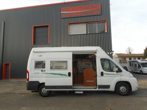 Occasion Font Vendome Terra Van vendu par OCCITANIE CAMPING-CARS