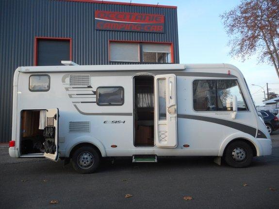 Occasion Hymer Exsis I 524 vendu par OCCITANIE CAMPING-CARS