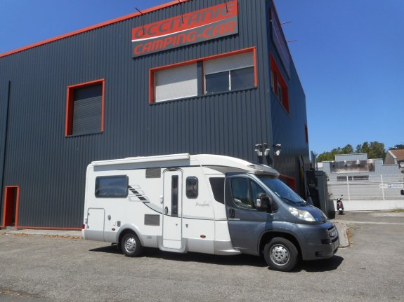 Occasion Hymer T 598 Premium 50 vendu par OCCITANIE CAMPING-CARS