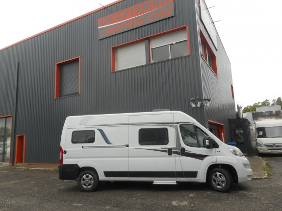 Neuf Knaus Lifetime 600 vendu par OCCITANIE CAMPING-CARS