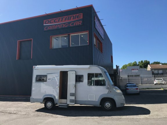 Occasion Pilote City Van 57 vendu par OCCITANIE CAMPING-CARS