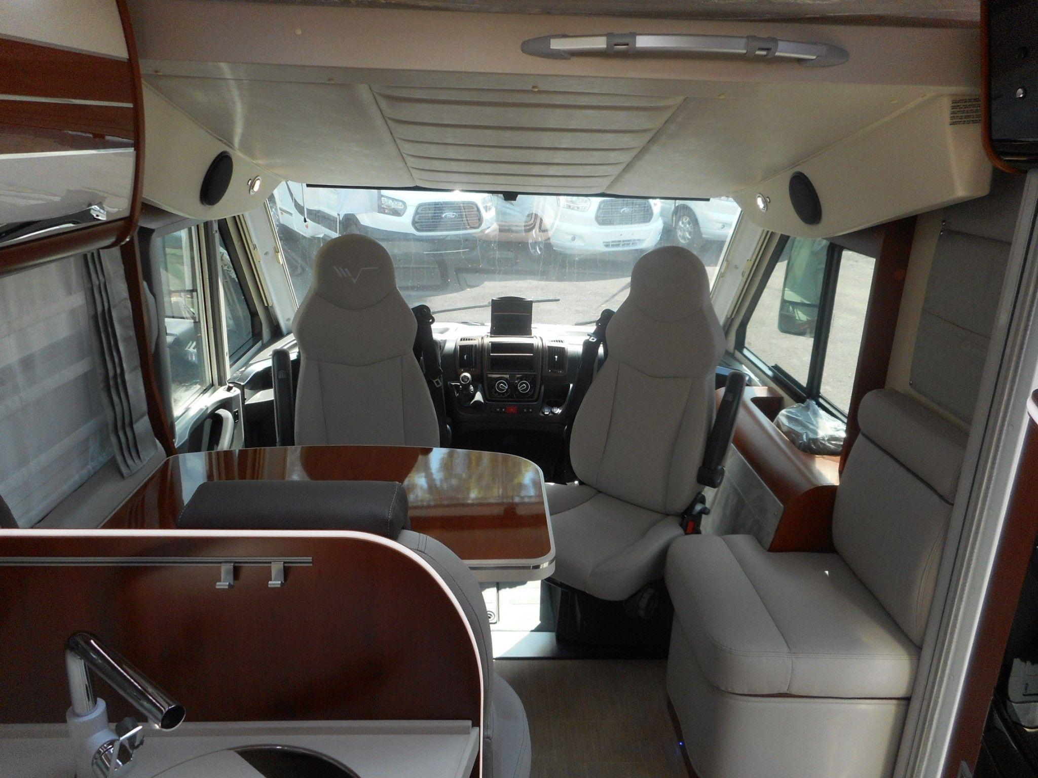 mobilvetta k yacht 89 tekno line neuf de 2018 - fiat