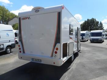 pla camper happy 390 neuf de 2017 fiat camping car en. Black Bedroom Furniture Sets. Home Design Ideas