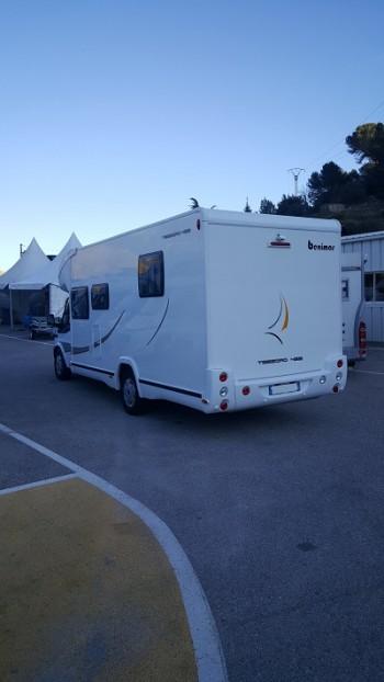 benimar tessoro 492 occasion de 2014 ford camping car en vente nice alpes maritimes 06. Black Bedroom Furniture Sets. Home Design Ideas