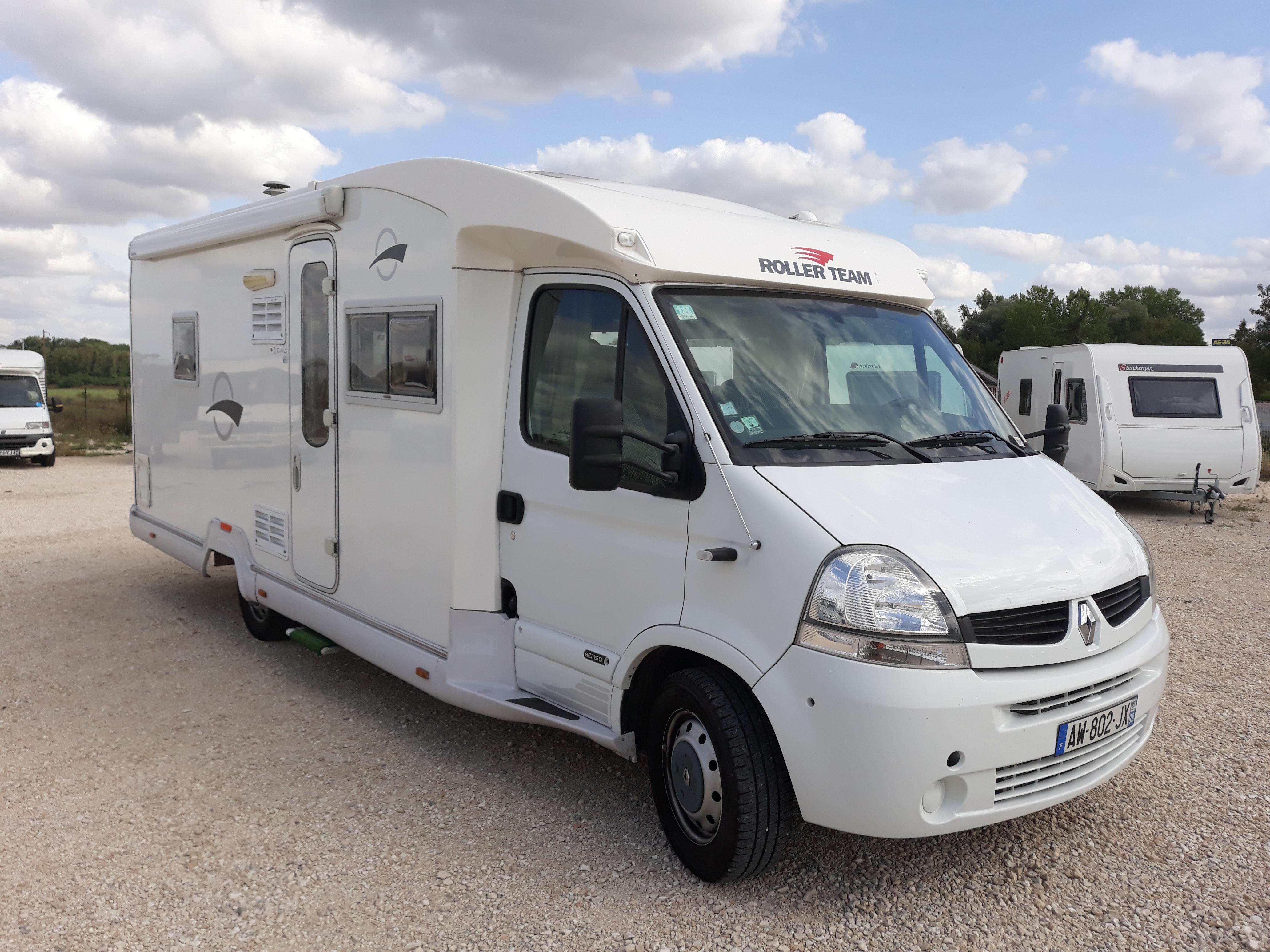 Camping Car Appoigny