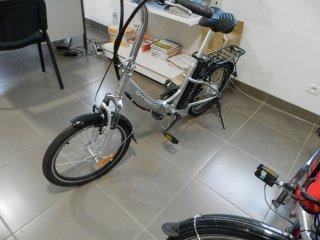 Porte Vélo vélo Electrique batterie lithium