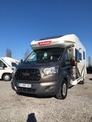 achat Challenger 288 Eb Edition Special ESPACE LOISIRS