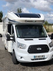 achat Chausson 748 Eb Welcome ESPACE LOISIRS