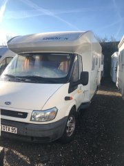 achat Chausson Welcome 74 ESPACE LOISIRS
