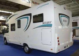 achat Pla Camper Mister 560 ESPACE LOISIRS