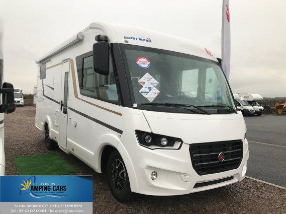 Neuf Eura Mobil Integra Line 695 Qb vendu par LOISIRS CAMPING CARS