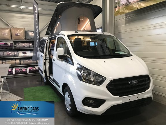 Neuf Stylevan Auckland vendu par LOISIRS CAMPING CARS