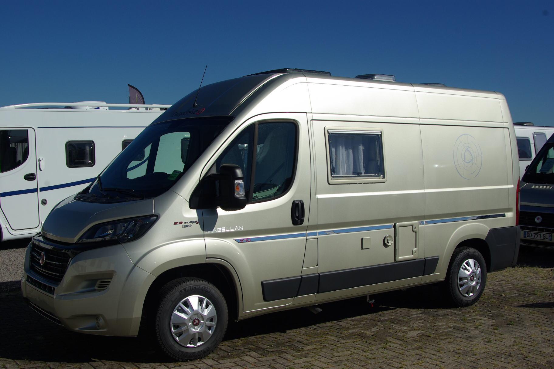 campereve magellan 540 neuf de 2017 fiat camping car en vente duppigheim rhin 67. Black Bedroom Furniture Sets. Home Design Ideas