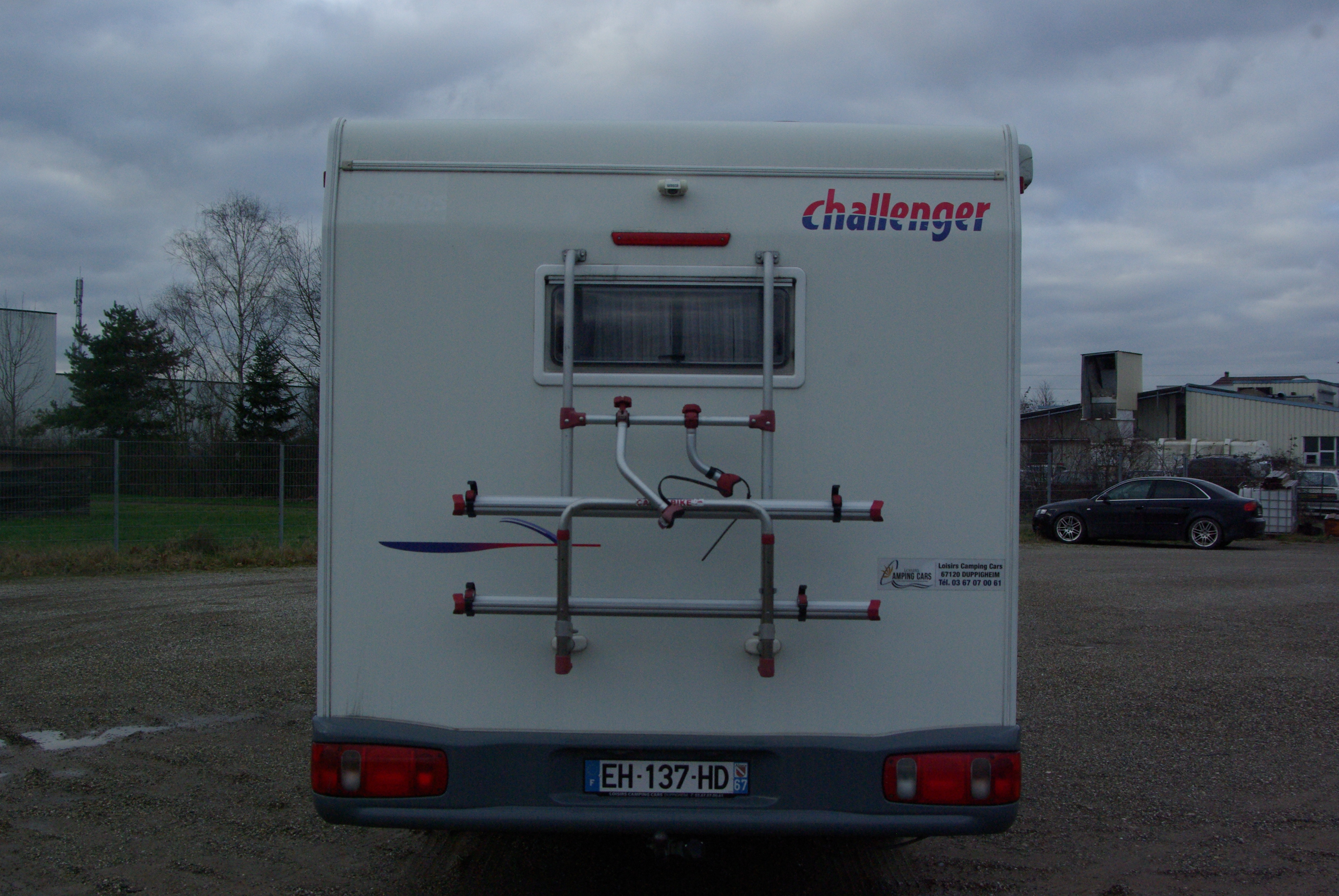 challenger 309 occasion de 2004 - ford