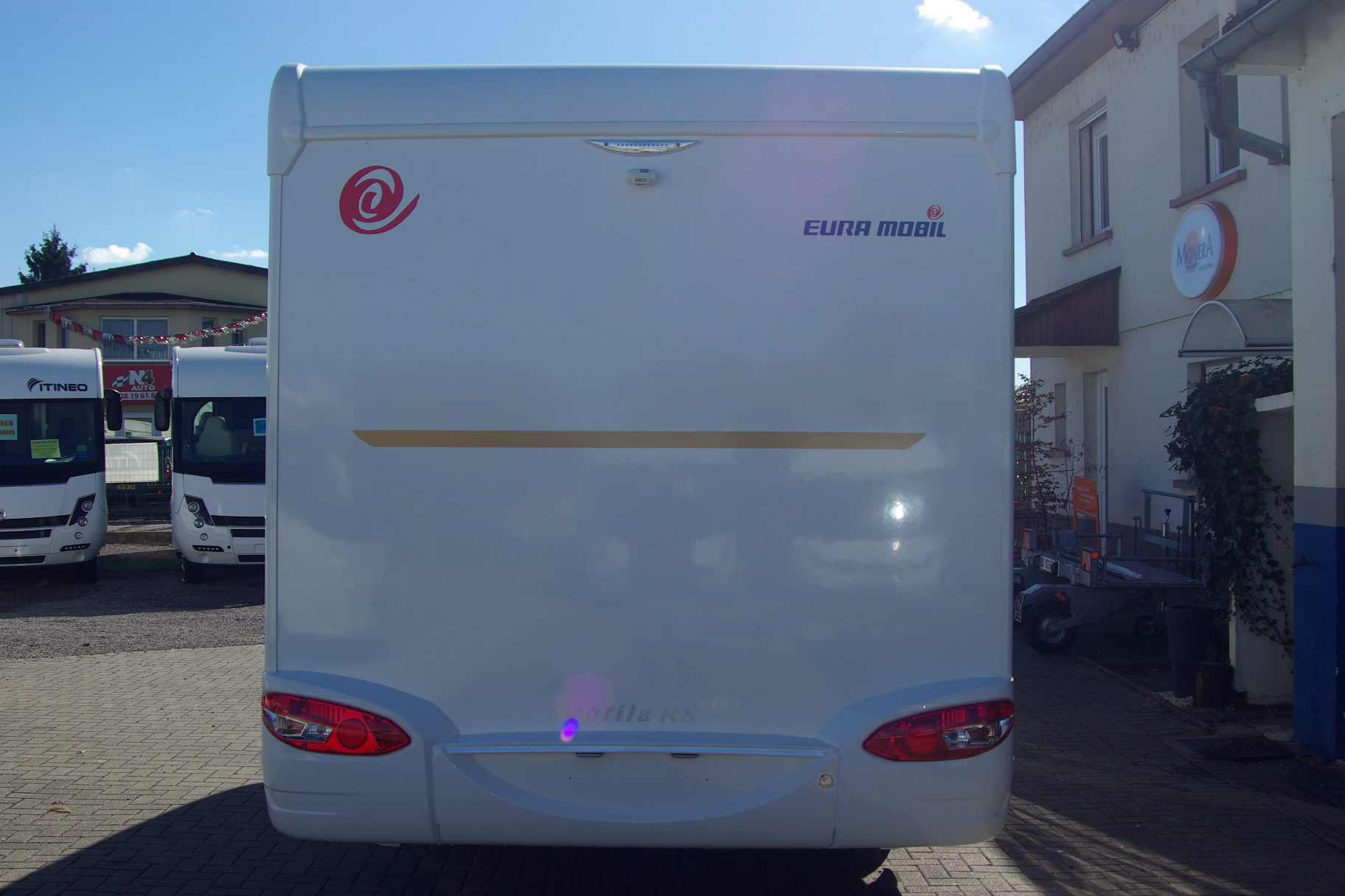 eura mobil profila rs 720 qb neuf de 2018 fiat camping car en vente duppigheim rhin 67. Black Bedroom Furniture Sets. Home Design Ideas
