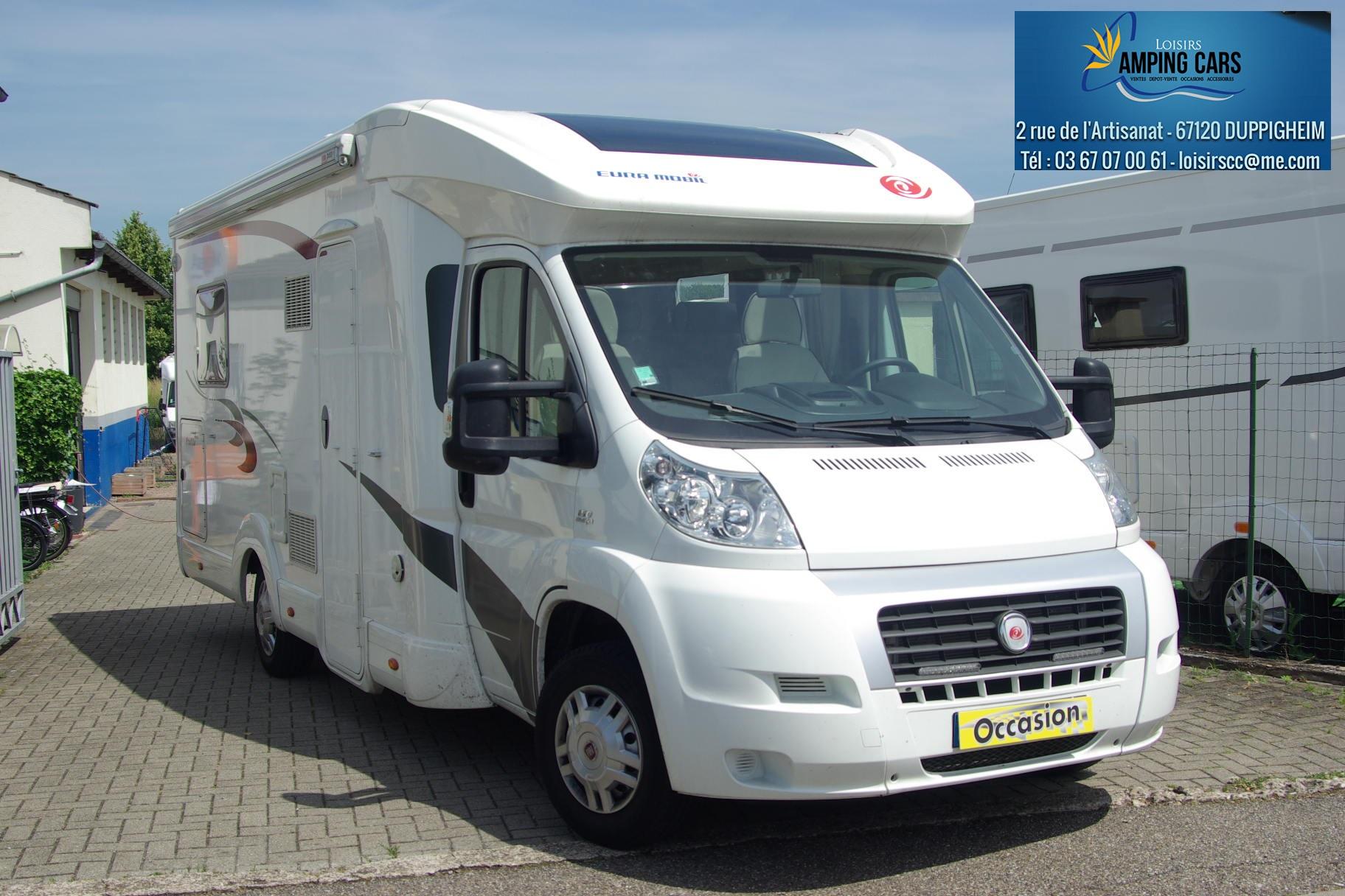 eura mobil profila rs 720 qb occasion de 2015 fiat camping car en vente duppigheim rhin 67. Black Bedroom Furniture Sets. Home Design Ideas