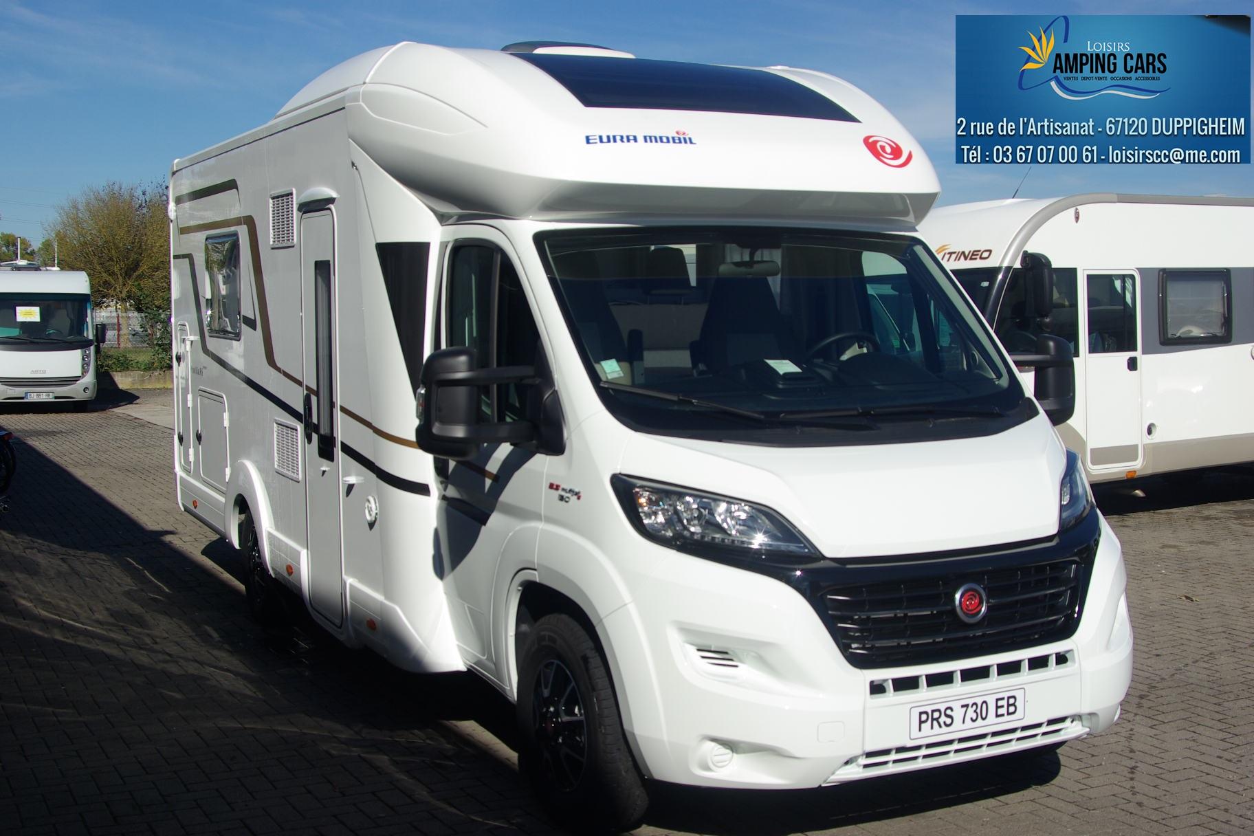 eura mobil profila rs 730 eb neuf de 2018 fiat camping car en vente duppigheim rhin 67. Black Bedroom Furniture Sets. Home Design Ideas