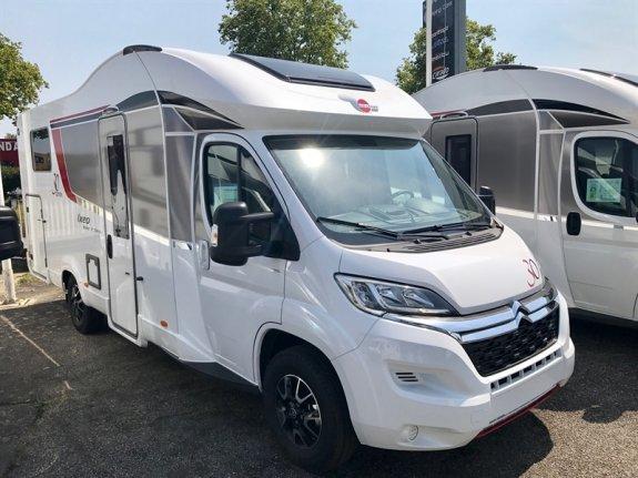 burstner ixeo time it 726 g edition 30 neuf de 2018 citroen camping car en vente muret. Black Bedroom Furniture Sets. Home Design Ideas